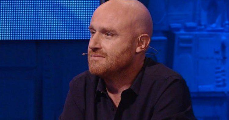 Rudy Zerbi, foto con i capelli