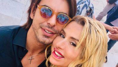 """Photo of Valeria Marini presenta il suo fidanzato, """"Sono felice e innamorata"""", rivela"""