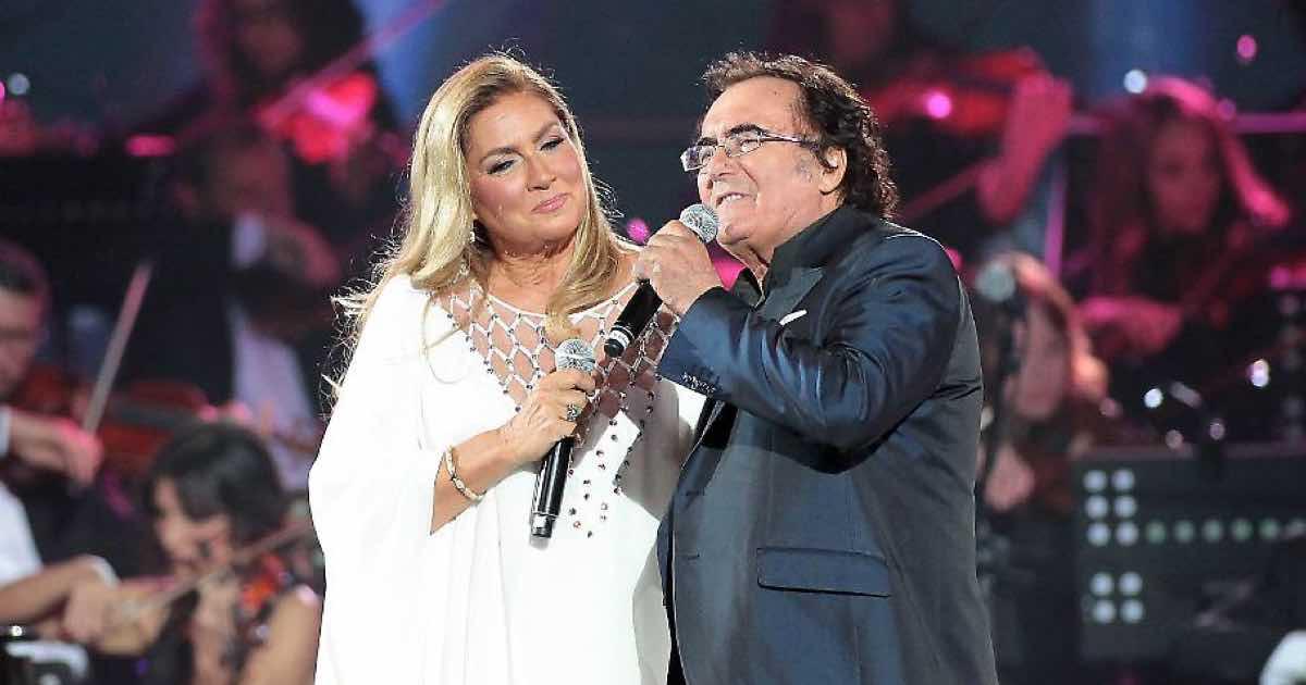 Al Bano e Romina notte d'amore dopo Sanremo 2020