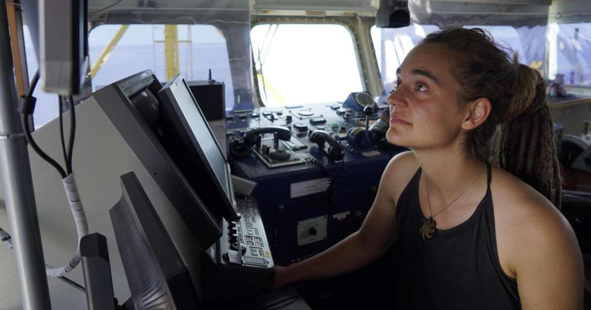 Carola Rackete salverà altri migranti. Pronta per nuova missione
