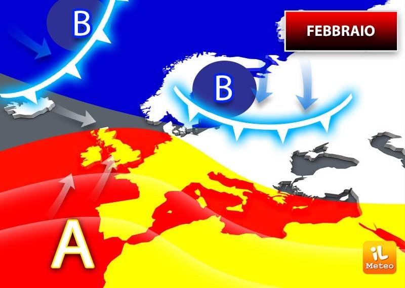 Previsioni meteo della settimana