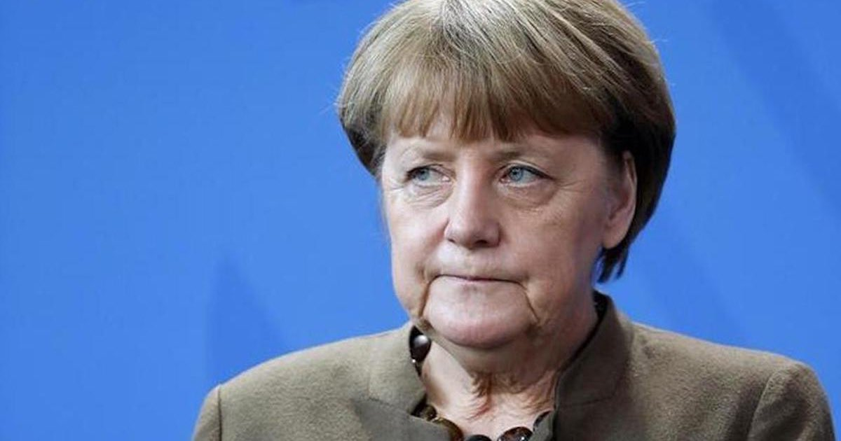 Angela Merkel in quarantena