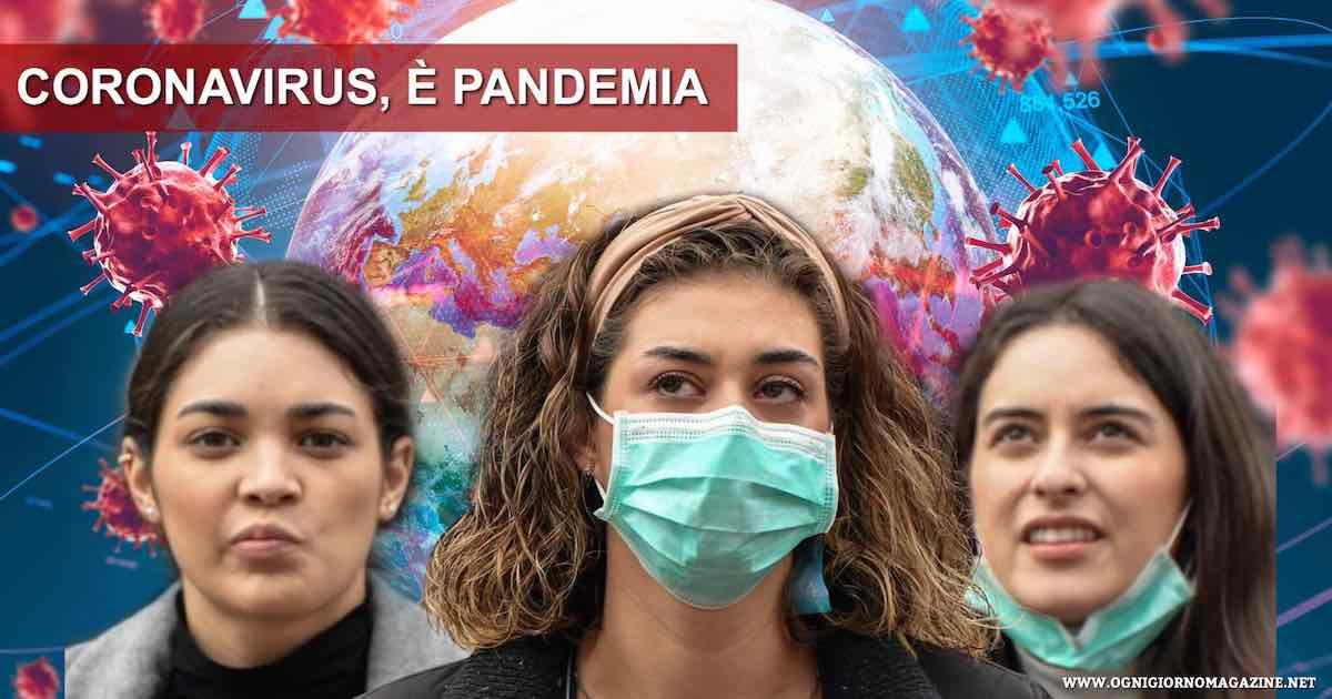 Coronavirus, pandemia globale