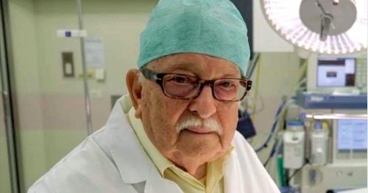 Medico di 85 anni