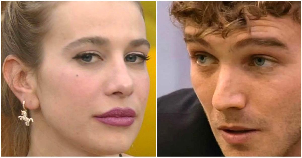 Clizia vuole lasciare Paolo Ciavarro