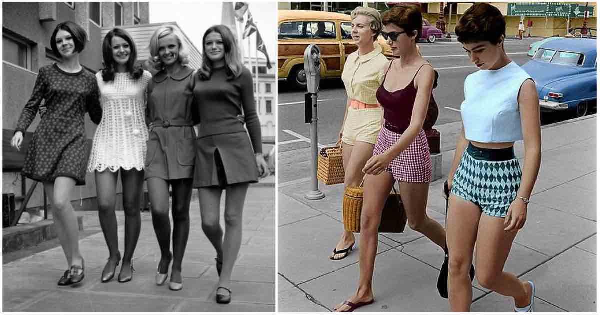 10 foto che dimostrano che le nostre nonne vestivano molto meglio di noi
