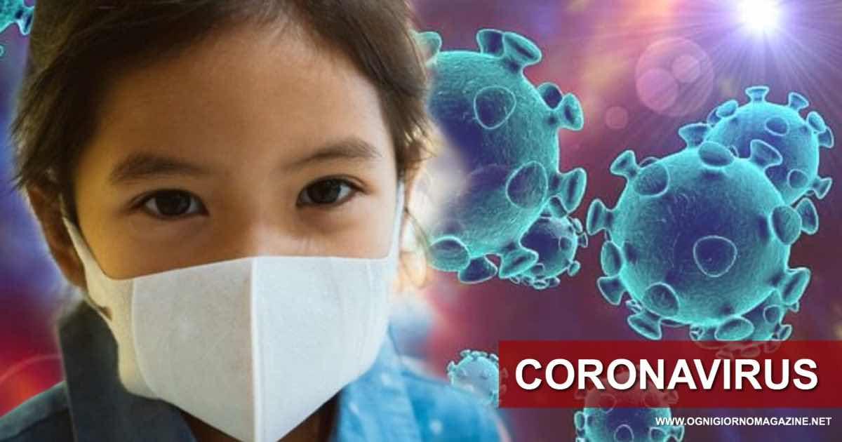 Coronavirus, proteggiamo i bambini
