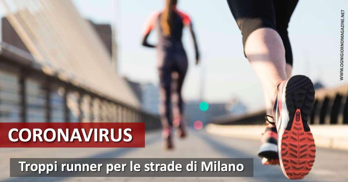 Chiara Ferragni si scaglia contro i runner