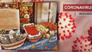"""Photo of Coronavirus. Fruttivendolo egiziano regala i suoi prodotti """"Per dirvi grazie"""""""