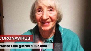 Photo of Coronavirus. Nonna Lina guarita a 102 anni. La sua storia finisce sulla Cnn