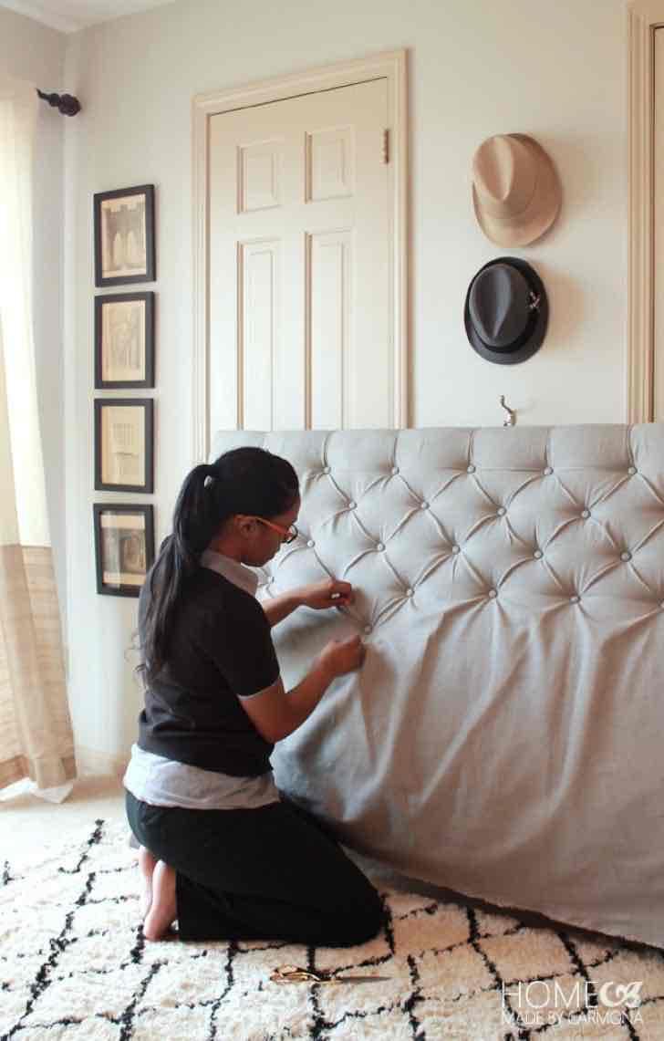 Creazioni camera da letto