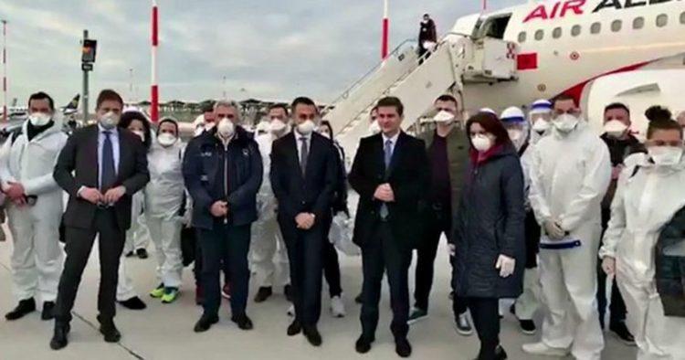 Coronavirus. Albania invia 30 medici in Italia