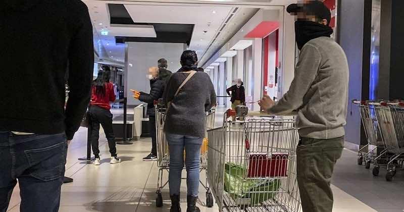 muore cassiera di un supermercato Simply Market