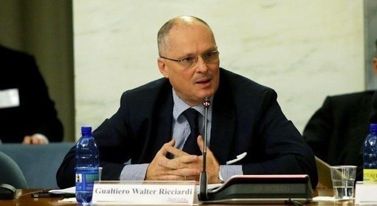 Coronavirus Walter Ricciardi oms