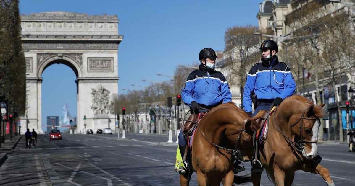 Coronavirus, storia choc in Francia