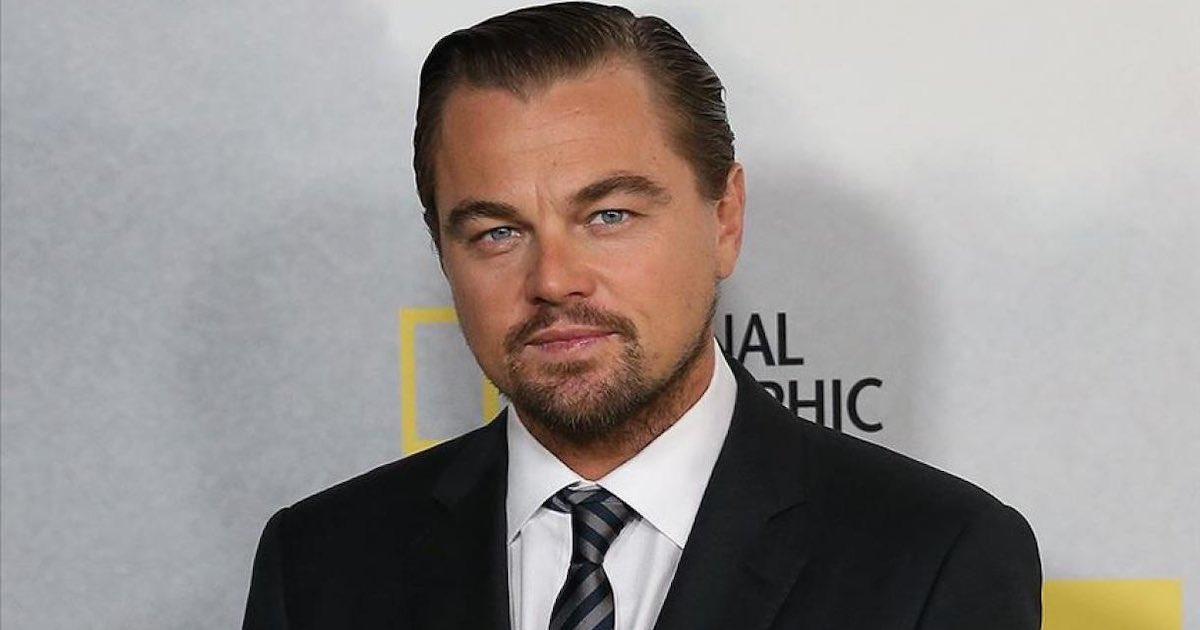 Coronavirus. Leonardo Di Caprio dona
