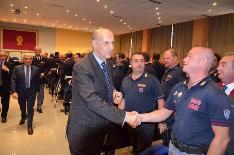I poliziotti di Bari