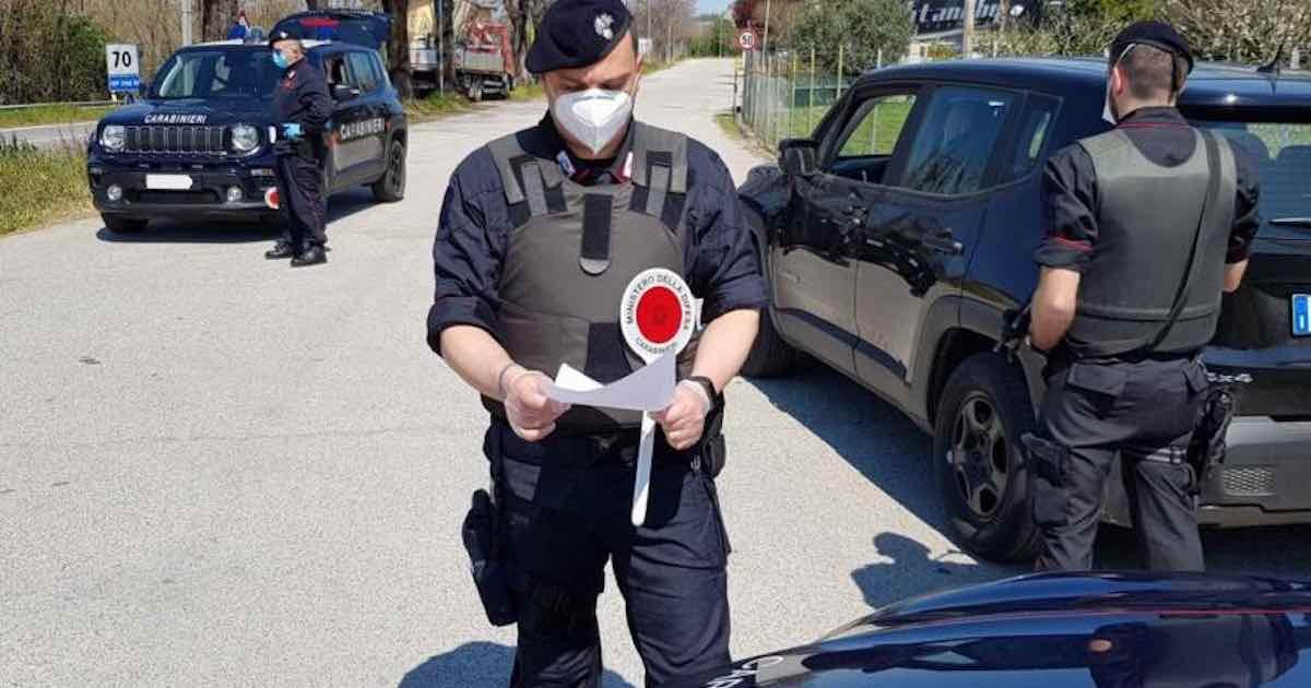 Ingegnere multato 9 volte a Riccione