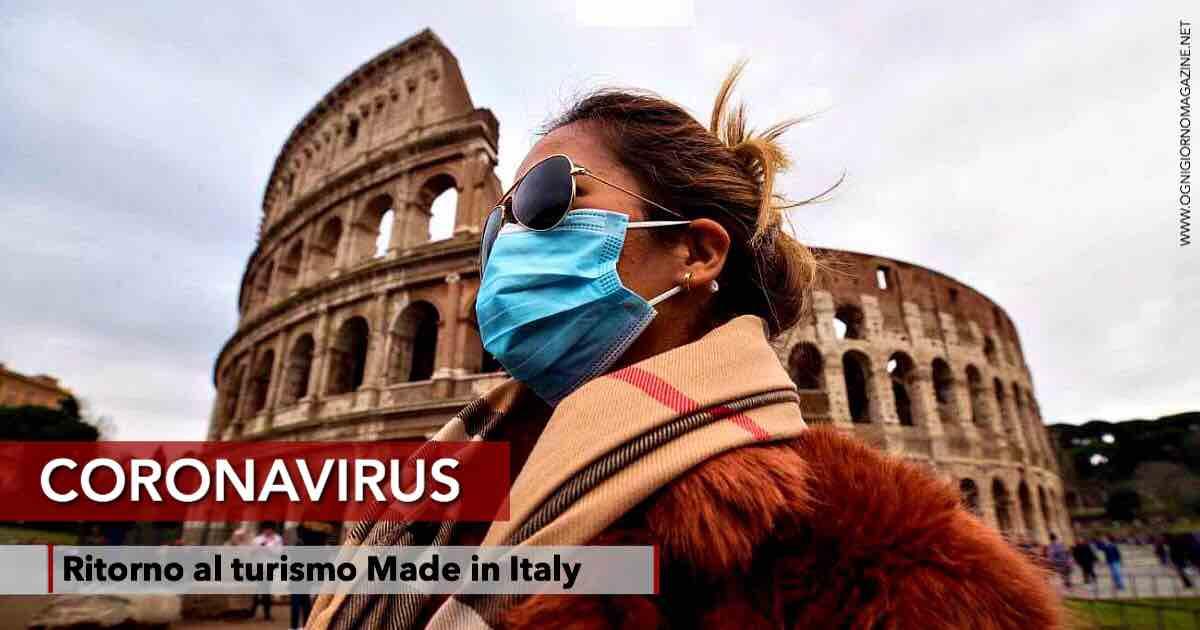 In Italia si tornerà al turismo anni '50
