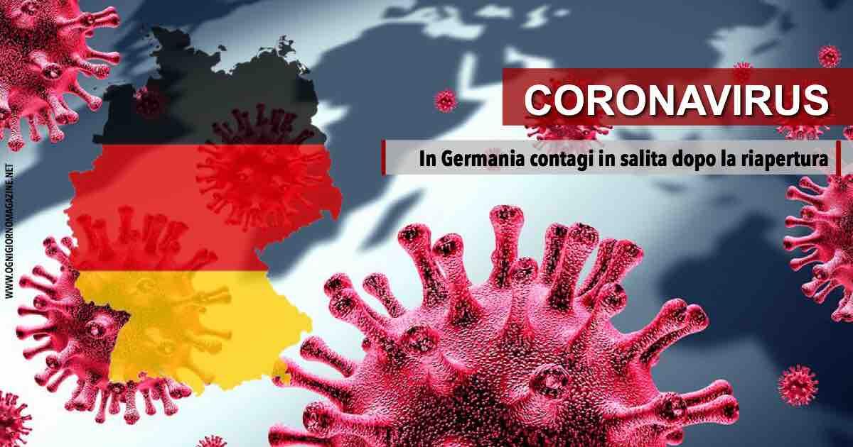 Coronavirus, Fase 2 Germania