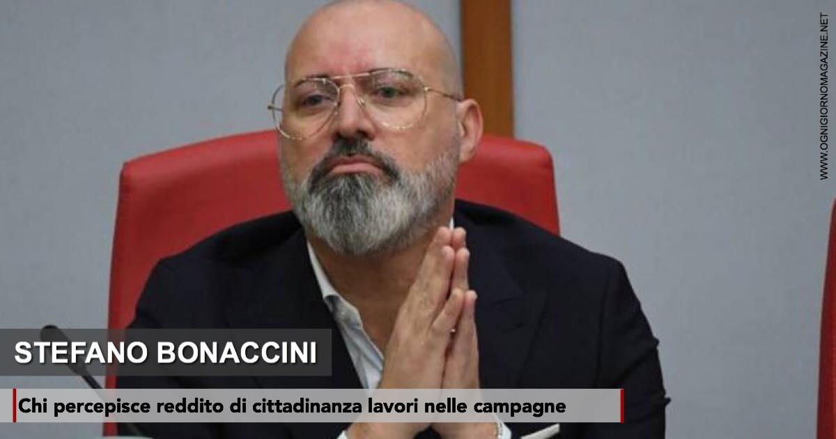 La proposta di Stefano Bonaccini