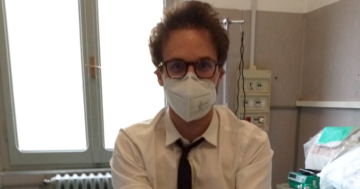 Alessandro Politi guarito dal Coronavirus