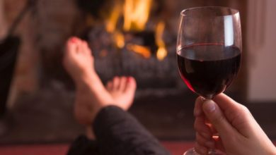 Photo of Un bicchiere di vino prima di dormire aiuta a dimagrire e riduce lo stress