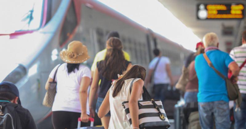 Boom di biglietti treni