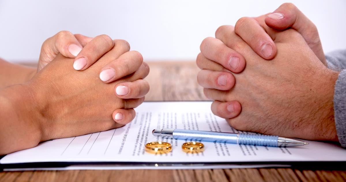 Boom di richieste di divorzio