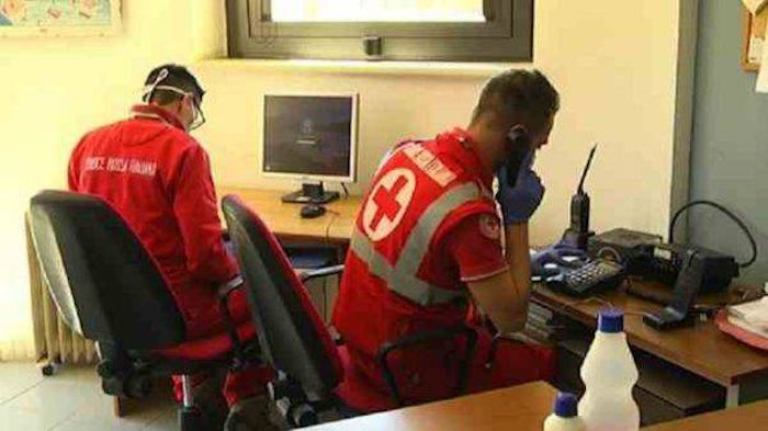 Test sierologici Croce Rossa chiama