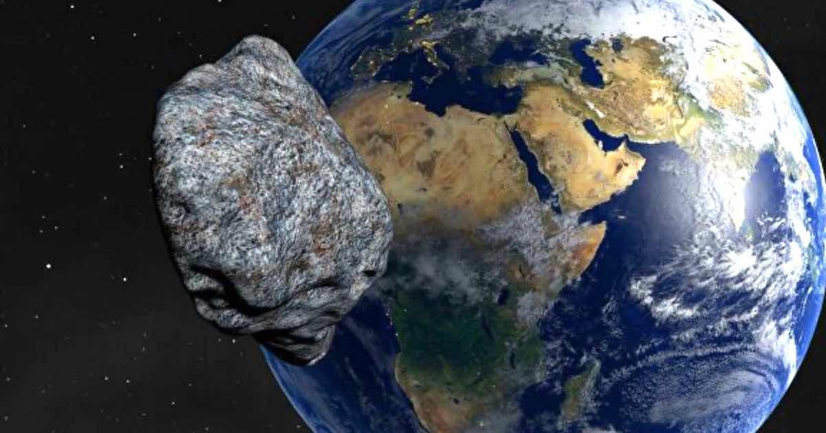 L'asteroide 1997 BQ ha sfiorato la Terra