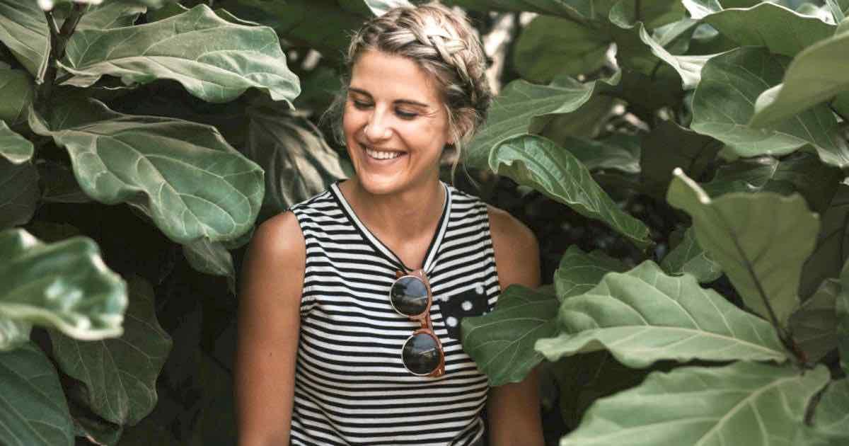 Le donne che si circondano di piante vivono più a lungo