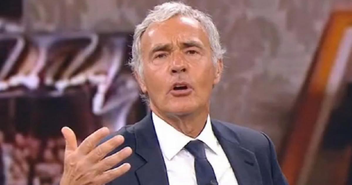 Massimo Giletti contro il governo