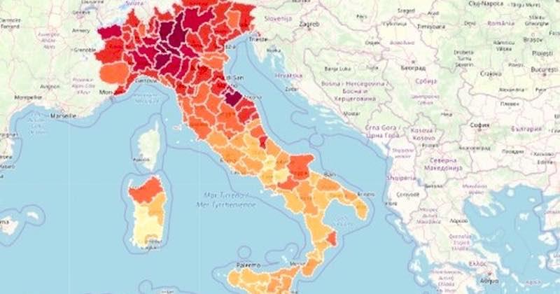 scudo sud Italia