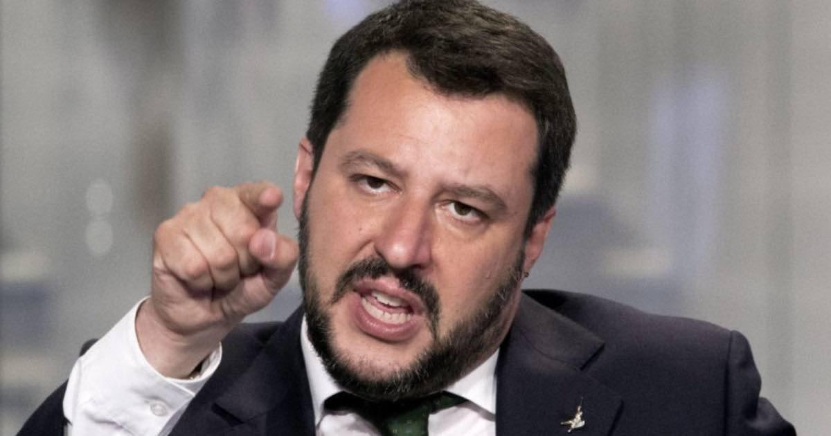 Matteo Salvini, troppo silenzio sulla terapia al plasma