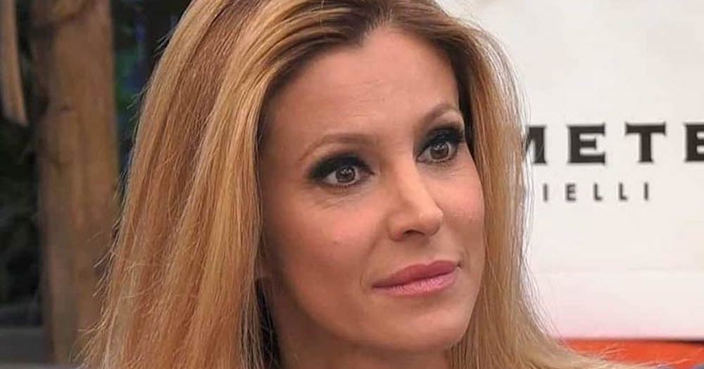 Adriana Volpe in crisi con il marito