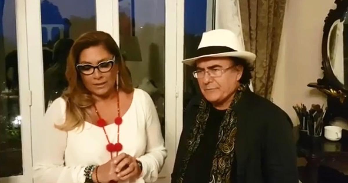 Al Bano dedica a Romina Power