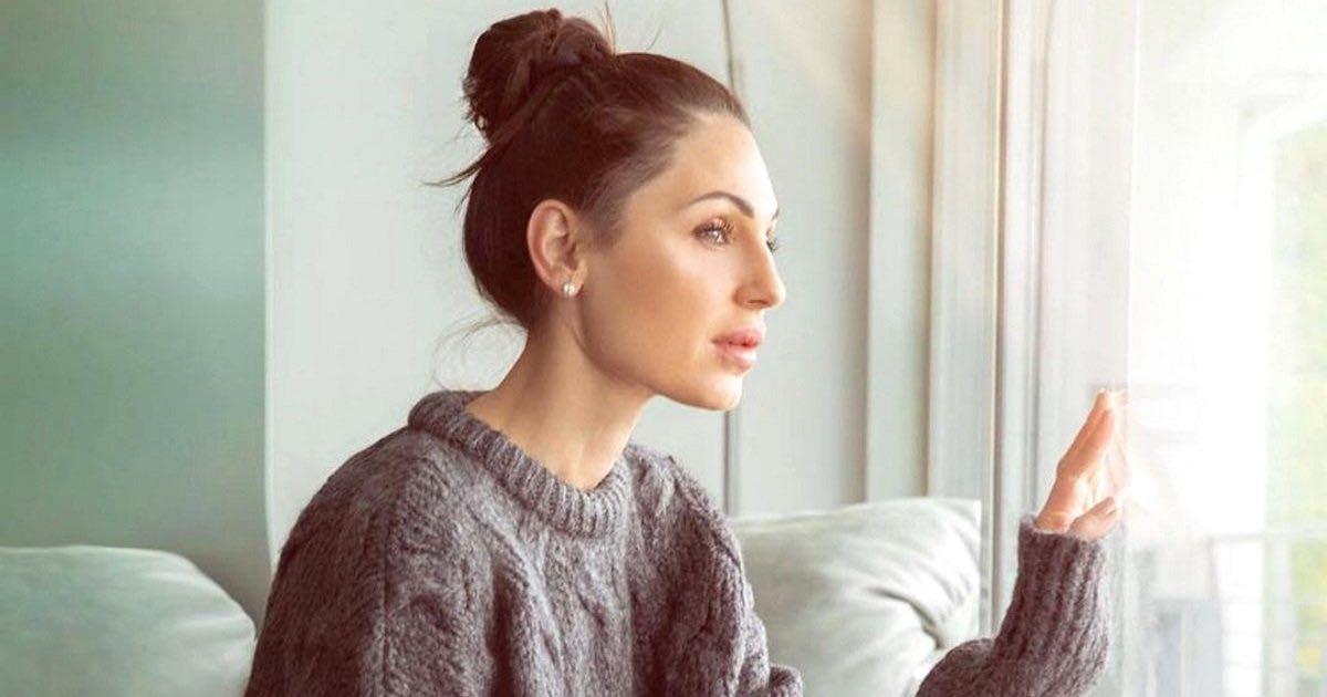 Anna Tatangelo infiamma il web