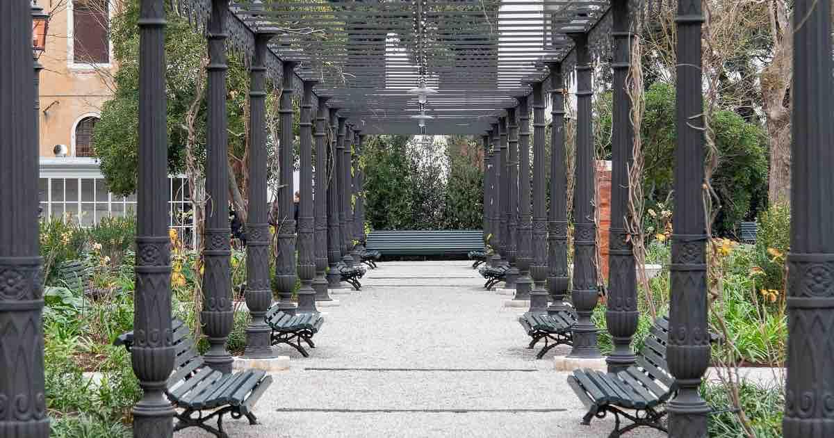 Bar Giardini reali di Venezia