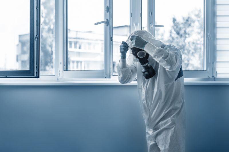 Coronavirus fuggito da un laboratorio