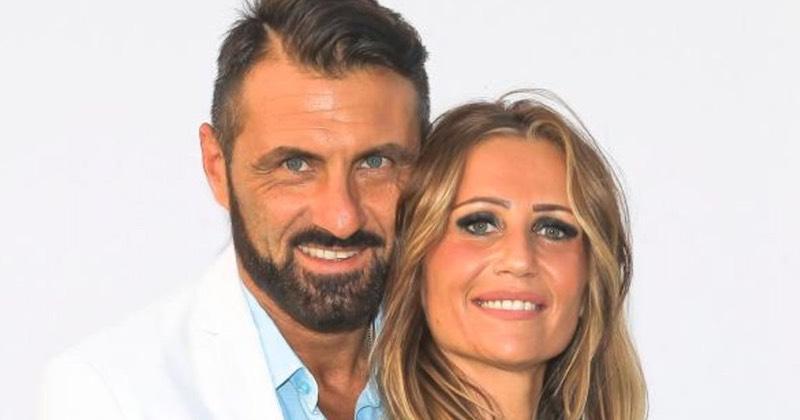 Sossio e Ursula matrimonio