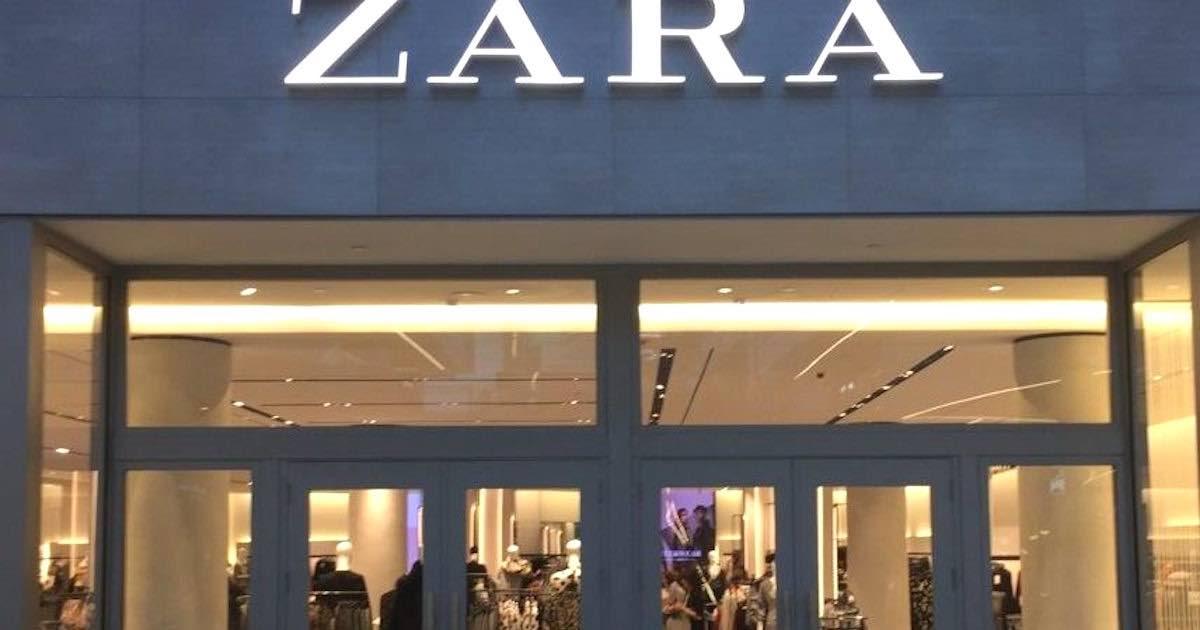 Zara chiude 1200 punti vendita