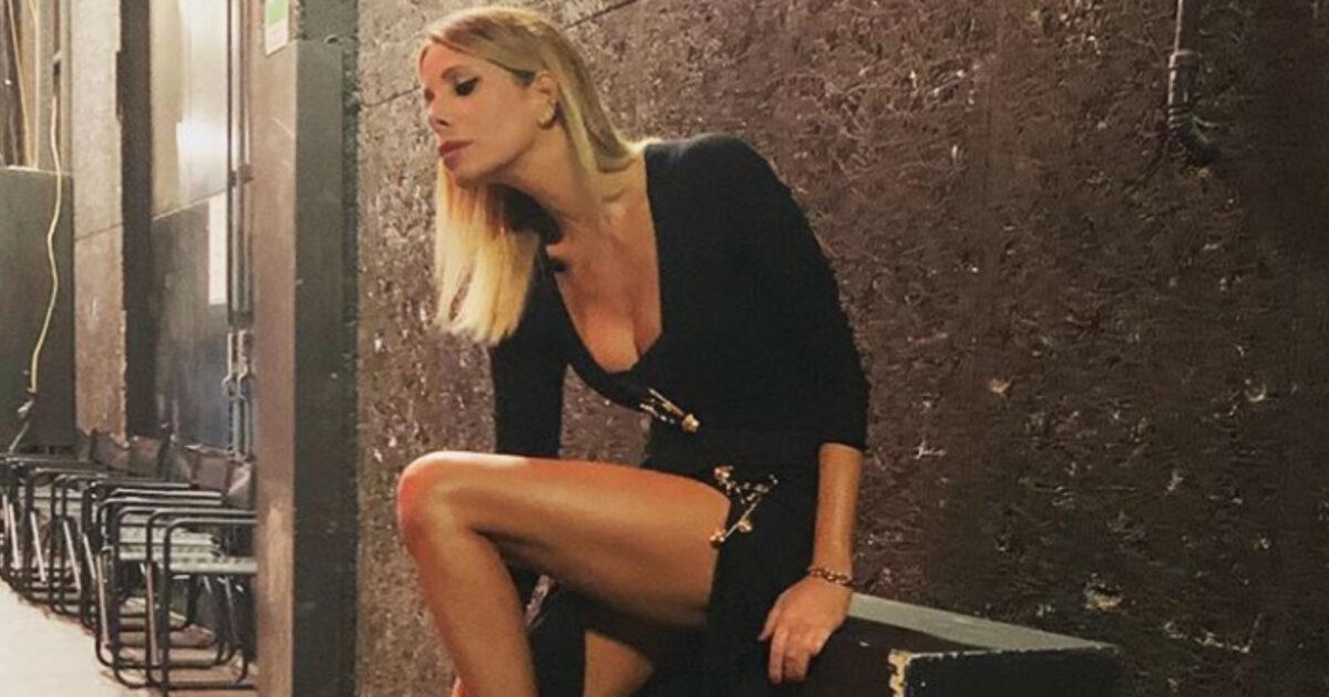 La scottante confessione di Alessia Marcuzzi