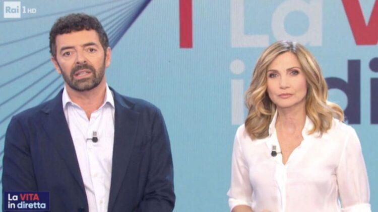 Lorella Cuccarini attacca Alberto Matano