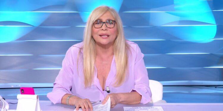 Mara Venier attacca furiosa Timperi e Ippoliti