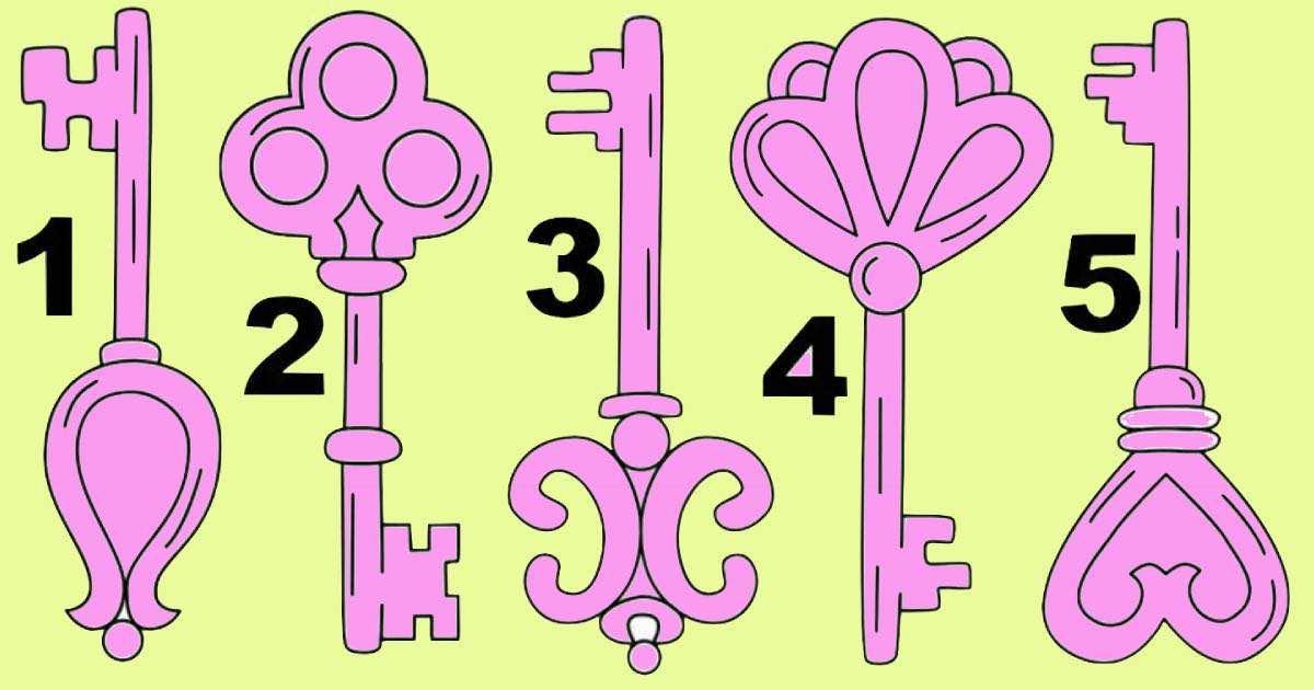 cinque chiavi subconscio