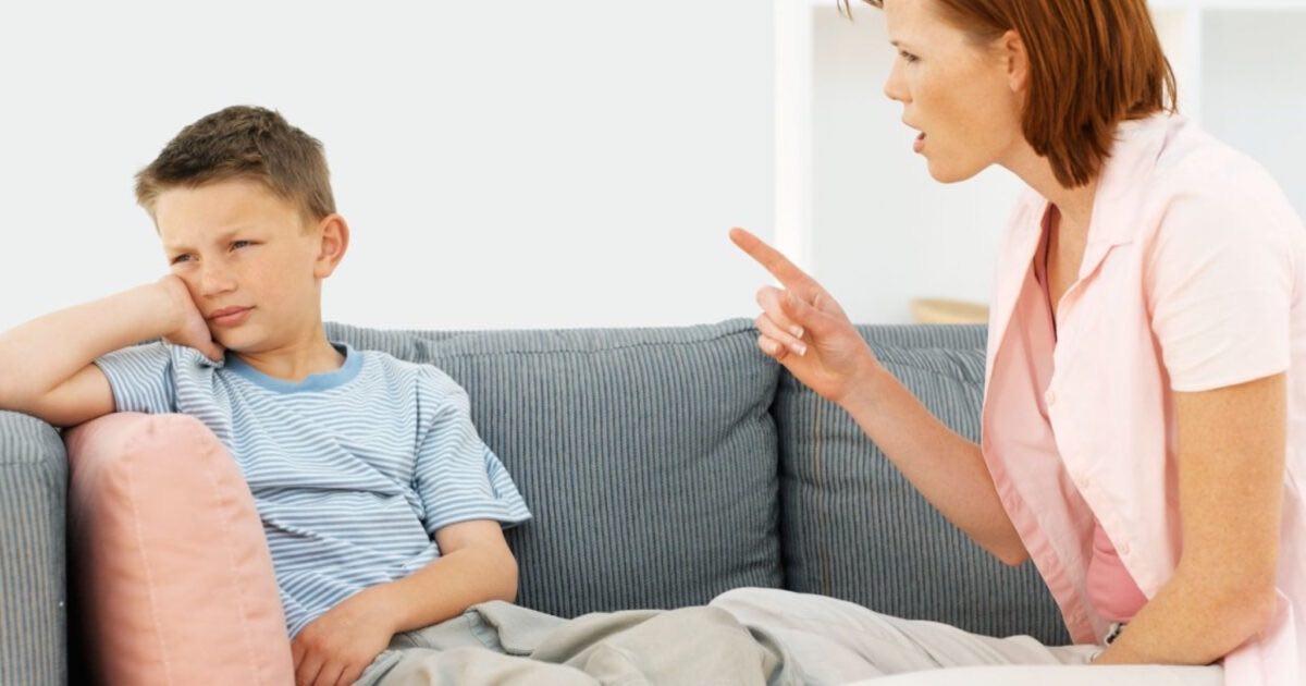Il figlio che più ti fa arrabbiare è quello che ti somiglia di più