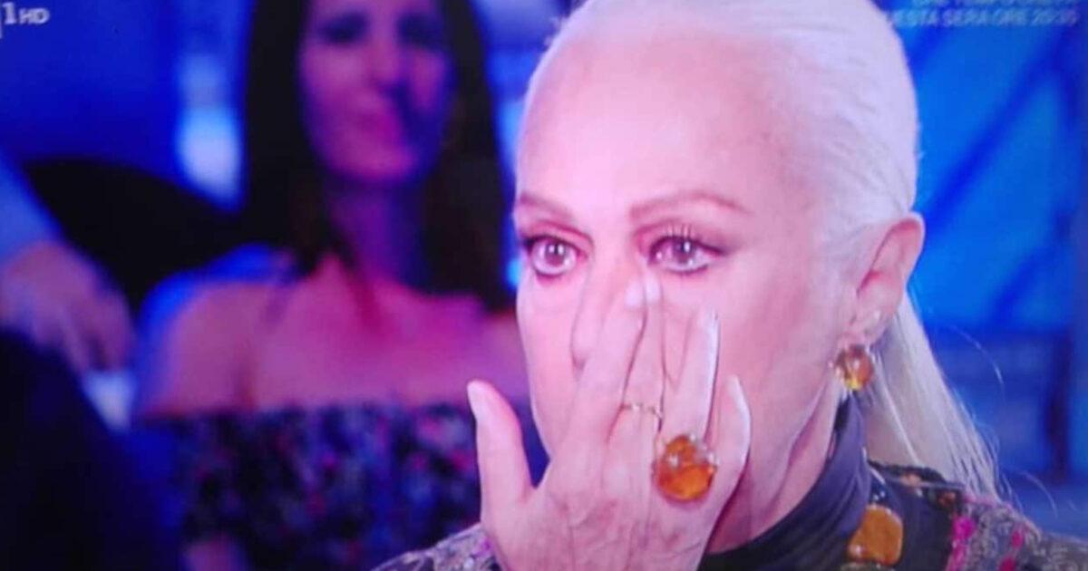 Loretta Goggi offesa da Mara e Romina a Domenica In