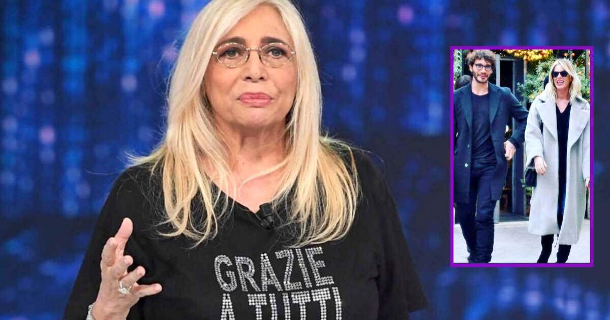 Mara Venier stronca il gossip su De Martino e la Marcuzzi