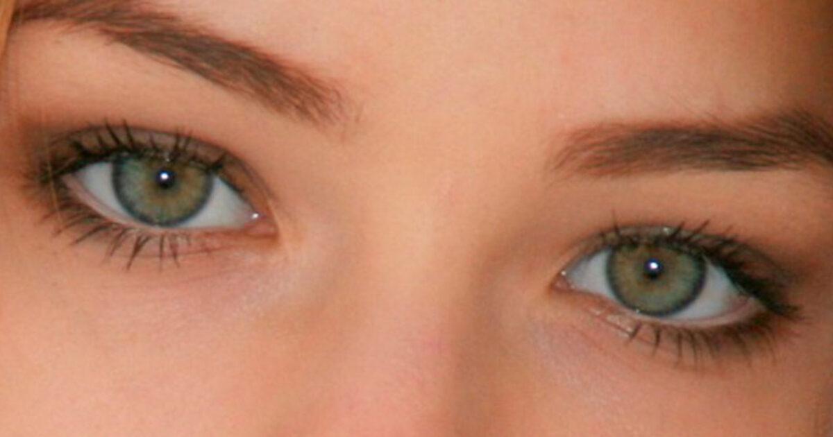 Solo il 2% della popolazione possiede gli occhi verdi